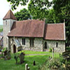 St Laurence Church Telscombe Village